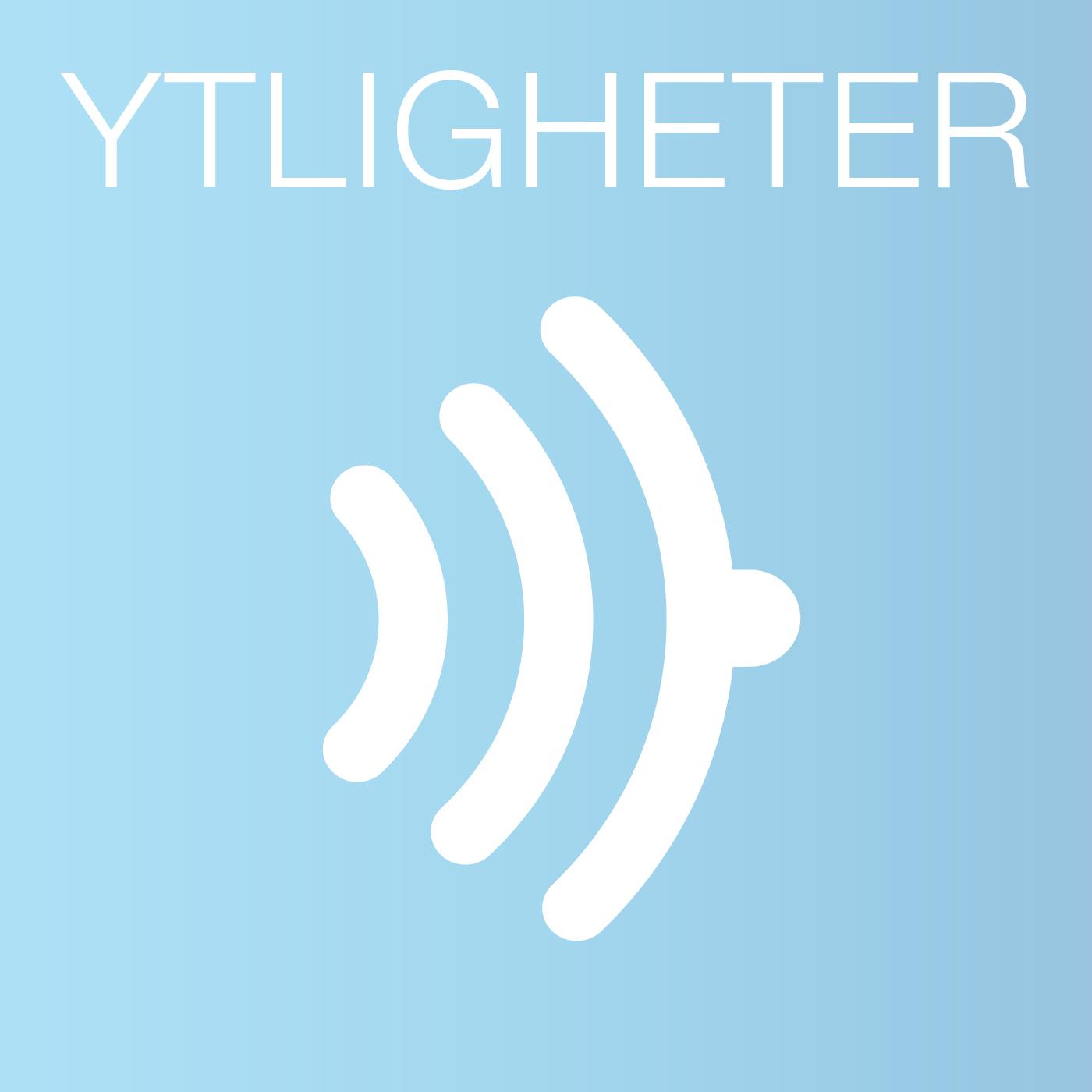Ytligheter podcast logo